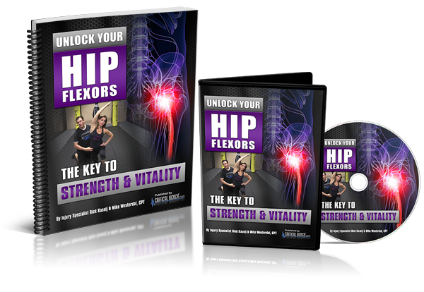 Unlock Your Hip Flexor Muscles